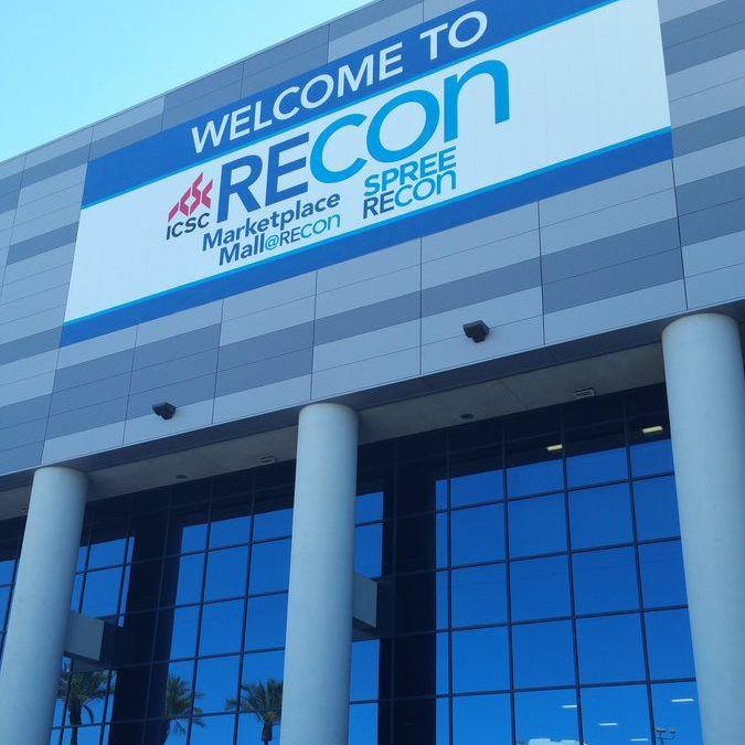 ICSC RECon Las Vegas 2017