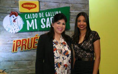 """MAGGI Y SAMBIL IMPARTEN CONFERENCIA """"SOY MÁS DE LO QUE VES"""""""