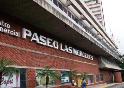 PASEO LAS MERCEDES