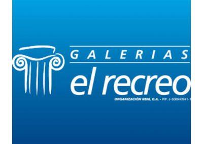 GALERIAS EL RECREO