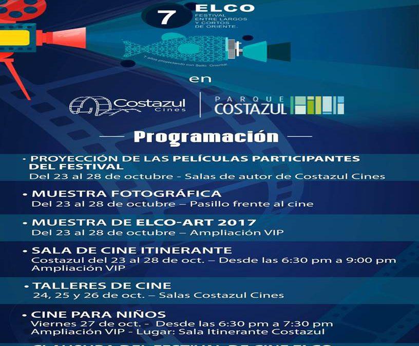 FESTIVAL DE CINE ORIENTAL LLEGA A PARQUE COSTAZUL