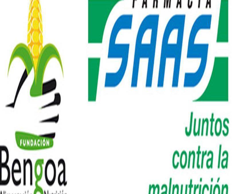 """FARMACIAS SAAS Y FUNDACIÓN BENGOA PUBLICARON GUÍA GRATUITA PARA COMER """"SALUDABLE Y SABROSO"""""""
