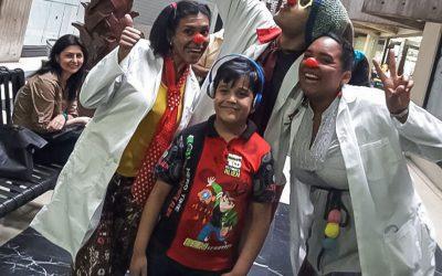 GALERÍAS  EL RECREO SE ALIADA CON LA FUNDACIÓN DR. YASO EN LA BÚSQUEDA DE NUEVOS PAYASOS DE HOSPITAL