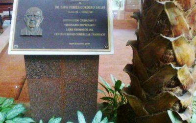 CARACAS: DR. SIRO FEBRES CORDERO SALAS (1921 –1999) LÍDER PROMOTOR DEL CENTRO CIUDAD COMERCIAL TAMANACO