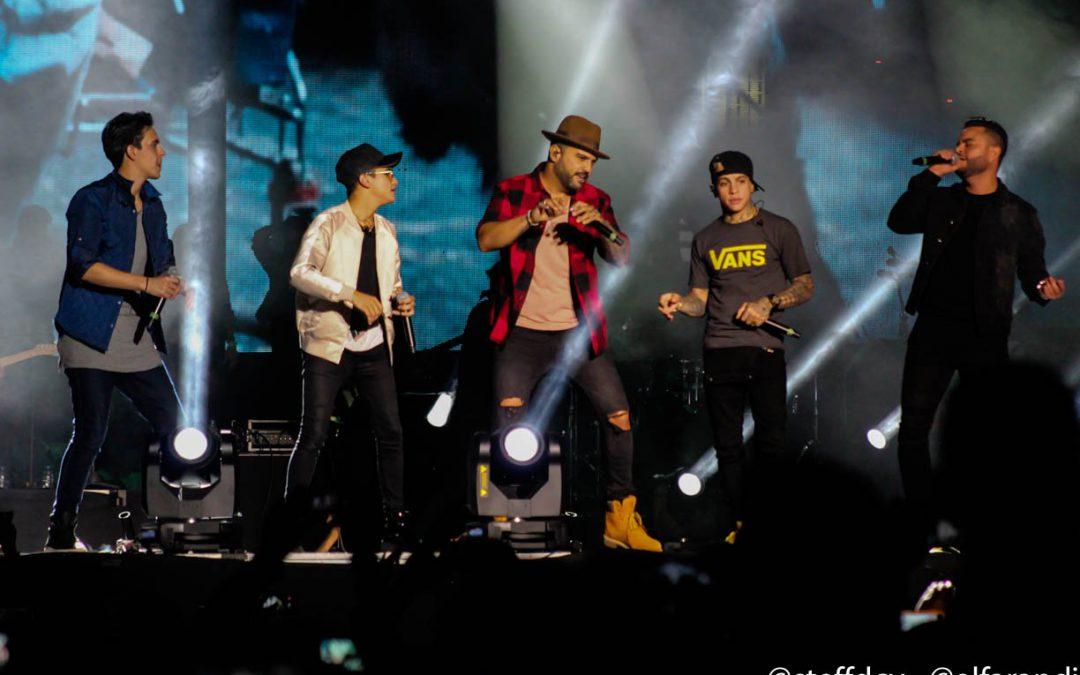 CARACAS: LA MELODÍA PERFECTA SE ADUEÑÓ DE LA EXPLOSIÓN MUSICAL 2018 EN EL CENTRO COMERCIAL CIUDAD TAMANACO