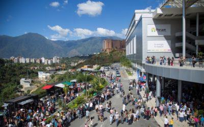 CARACAS: PARQUE CERRO VERDE CELEBRA EL II FESTIVAL FOODTRUCKS DE VENEZUELA