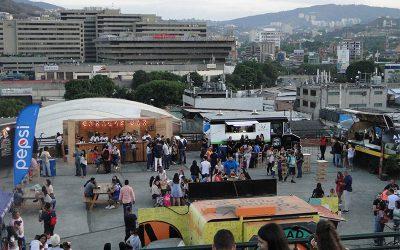 CARACAS: FOOD TRUCK VENEZUELA HIZO SU PARADA EN SAMBIL