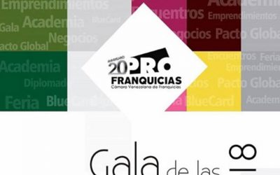 CARACAS: CELEBRANDO EL ÉXITO DE PROFRANQUICIAS