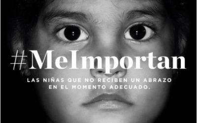 CINES UNIDOS SE UNE A LA CAMPAÑA #MEIMPORTAN DE ALDEAS INFANTILES PARA QUE TODOS LOS NIÑOS RECIBAN EL AFECTO QUE NECESITAN