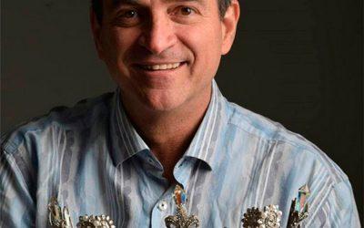 CARACAS: GEORGE WITTLES EXHIBIRÁ SUS CORONAS EN EL TOLÓN FASHION MALL